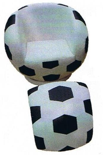 Awesome Kinnanes Furniture Soccer Ball Set Small Pdpeps Interior Chair Design Pdpepsorg